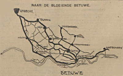 Betuweroute 10 april 1926